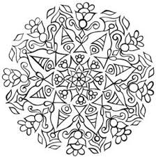 Small Picture Eye Pop Art Free mandala coloring pages for you and free