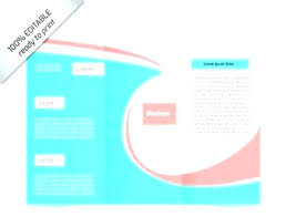 Electronic Brochure Templates Free Download Maker Tools To