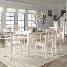 Wilmington II 60-Inch Rectangular Antique White Dining Set by iNSPIRE Q  Classic - Free Shipping Today - Overstock.com - 24213606