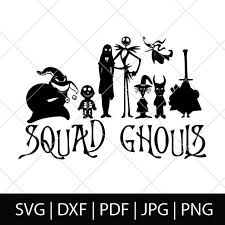 Check out our nightmare before christmas svg bundle selection for the very best in unique or custom, handmade pieces from our digital shops. Nightmare Before Christmas Svg Files Disney Halloween Svg Etsy Christmas Svg Files Halloween Vinyl Cricut Halloween
