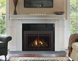 gas fireplace insert chimney solutions