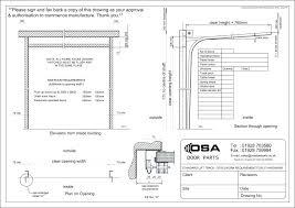 industrial garage door dimensions. Standard 2 Car Garage Size Door Dimensions Doors Shocking Photo Ideas Industrial L
