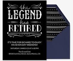 Retirement Invitations Free Retirement Invites Free Major Magdalene Project Org