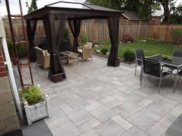 Best Backyard Pavers  FleurDuJourlacom  Home Magazine And DecorBackyard Patio Stones