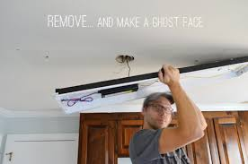 how to replace fluorescent lighting