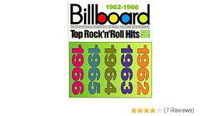Billboard Top Hits 1962 66