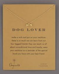 dog lover bone pendant necklace by dogeared at neiman marcus nicely done