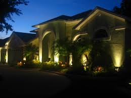 Outdoor Lighting Curb Website Picture Gallery Exterior Landscape - Exterior residential lighting