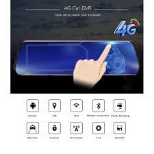 CAMERA hành trình 4G LTE XR10 PLUS Định vị GPS và thẻ nhớ 16G