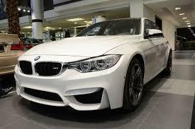 2015 bmw m3 white. Interesting Bmw 2014 BMW M3 F80 Weiss Abu Dhabi Showroom 04 750x500  2015 M3Alpine  White  Inside Bmw 2