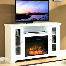premium oak media console electric fireplace cabinet intended for stand decorations 1 tv with bookcases mantel
