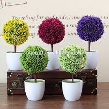 decorative plants for office. 2015 zakka artificial flower tree miniascape fake bonsai for indoor office decoration gifts decorative plants l