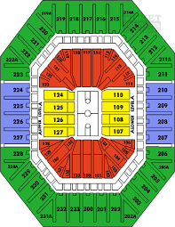 Expository Seating Chart Smith Center Dirt Bike Helmet Size