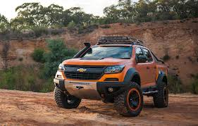 Truck chevy concept truck : chevy-colorado-extreme-concept - The Fast Lane Truck