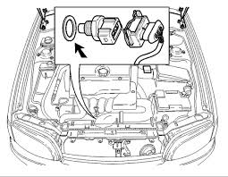 where is the intake air temperature sensor and which if there remove the front engine cover