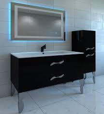 illuminated cabinets modern bathroom mirrors. Lavva 36\u2033 Contemporary Illuminated LED Bathroom Mirror - Luxe Modern Bath Illuminated Cabinets Modern Bathroom Mirrors