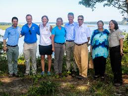 Celebrating the Protection of Virginia's Historic Fones Cliffs | The  Conservation Fund