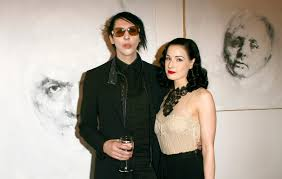 Dita Von Teese speaks out on Marilyn Manson abuse allegations
