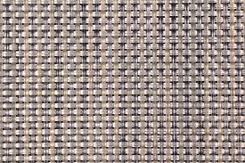 phifertex wicker weave cane wicker woven vinyl mesh sling chair outdoor fabric in aluminum 26 95 per