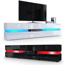 White Gloss Tv Cabinet Ebay