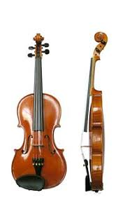 Violin New World Encyclopedia