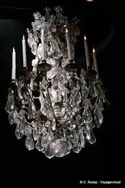 Spiegelsaal Kronleuchter Kerzen Versailles