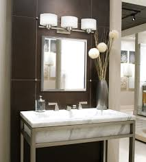 Lowes Bathroom Mirror Fascinating Wall Sconces Lowes Plug In Wall Sconces Wooden Floor