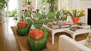caribbean style furniture. Classic Island Interiors: Tropical And Tailored Caribbean Style Furniture G