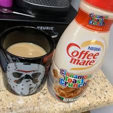 Nestle coffee mate cinnamon toast crunch liquid coffee creamer. Coffee Mate Cinnamon Toast Crunch Liquid Coffee Creamer Reviews 2021