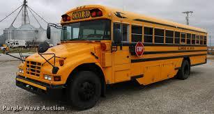 2004 Blue Bird Vision School Bus Item Dd0069 Sold Novem