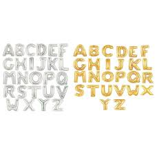 balloon letters 1