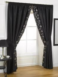 Living Room Curtains Decoration Ideas Casual Home Decoration Plan With Living Room