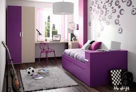 Silver And Purple Bedroom Bedroom Design Alluring Teenage Girl Room Purple Bedrooms Floral