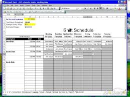 excel for scheduling employee schedule excel spreadsheet expin franklinfire co