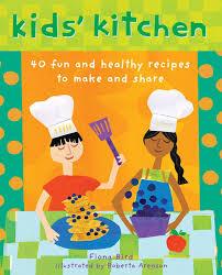Kids Kitchen Kids Kitchen Cooking Card Deck Fiona Bird Roberta Arenson