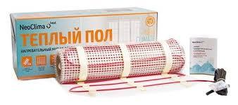 Купить Электрический <b>теплый пол NeoClima N-TM</b> 1050/7.0 по ...