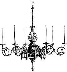 chandelier clipart clip art gold grandeur candle c clipart royalty free