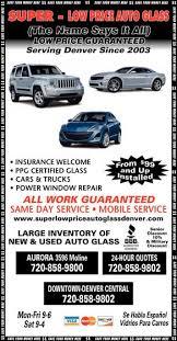 super low auto glass denver low guaranteed serving denver since 2003