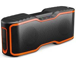 8 large sound output aomais sport ii outdoor bluetooth speaker