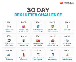 de clutter 30 day declutter challenge minimalist mindset medium