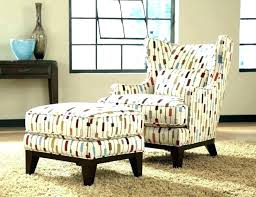 chair with ottoman for bedroom marvelous small
