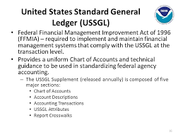Ussgl Chart Of Accounts