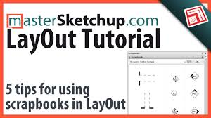 Layouts Downloads 5 Tips For Using Scrapbooks In Layout Youtube