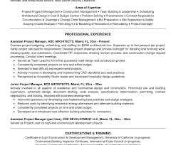 Literarywondrous Resume Samples Project Manager Engineering Entry ...