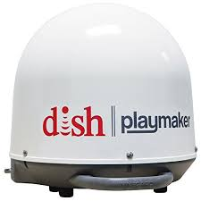 winegard pae100r dish playmaker portable satellite tv antenna the dish playmaker quickly acquires dish satellites automatically easy setup not only is the dish playmaker the smallest portable ever made