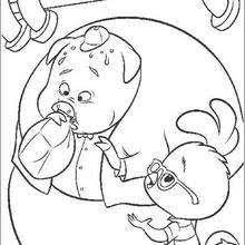 Small Picture Chicken little 43 coloring pages Hellokidscom