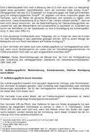 Mietminderung Und Schadenersatz Bei Mäng Kündigung Rulmeca Germany