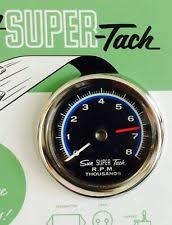 sun super tach parts & accessories ebay sun tach 2 wiring diagram at Wiring Diagram For A Sun Super Tach 2