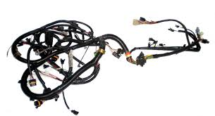 gm white racing products llc harness engine wiring 1989 model l98 a t c60
