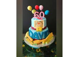 2 Tier Handy Man Style 3d Cake Garys Patisserie
